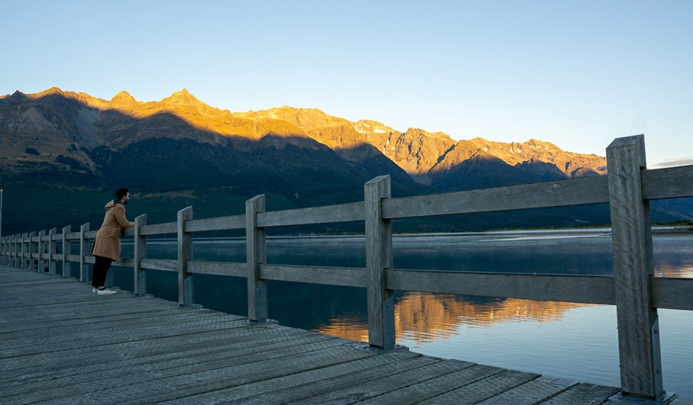 New Zealand South Island road trip day 4