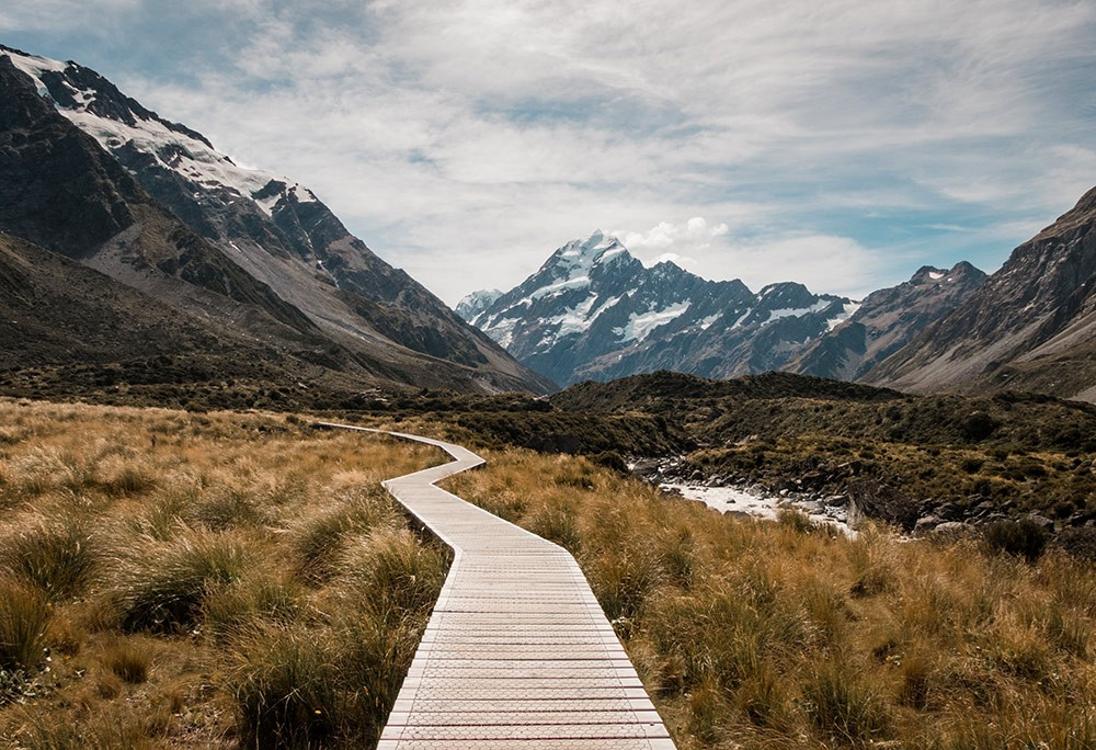 South Island road trip itinerary day 7: Mt Cook