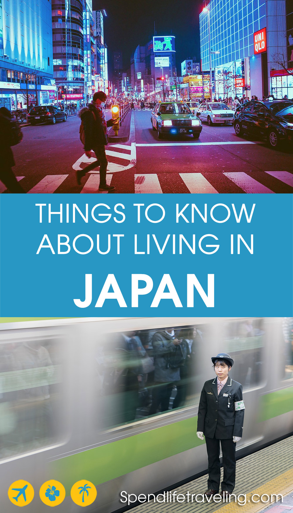 a list of things to know about life in Japan
