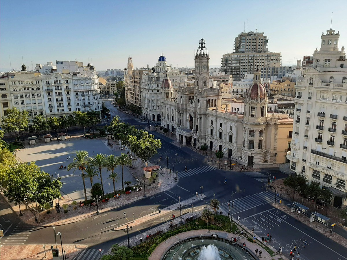 where to stay when visiting Valencia