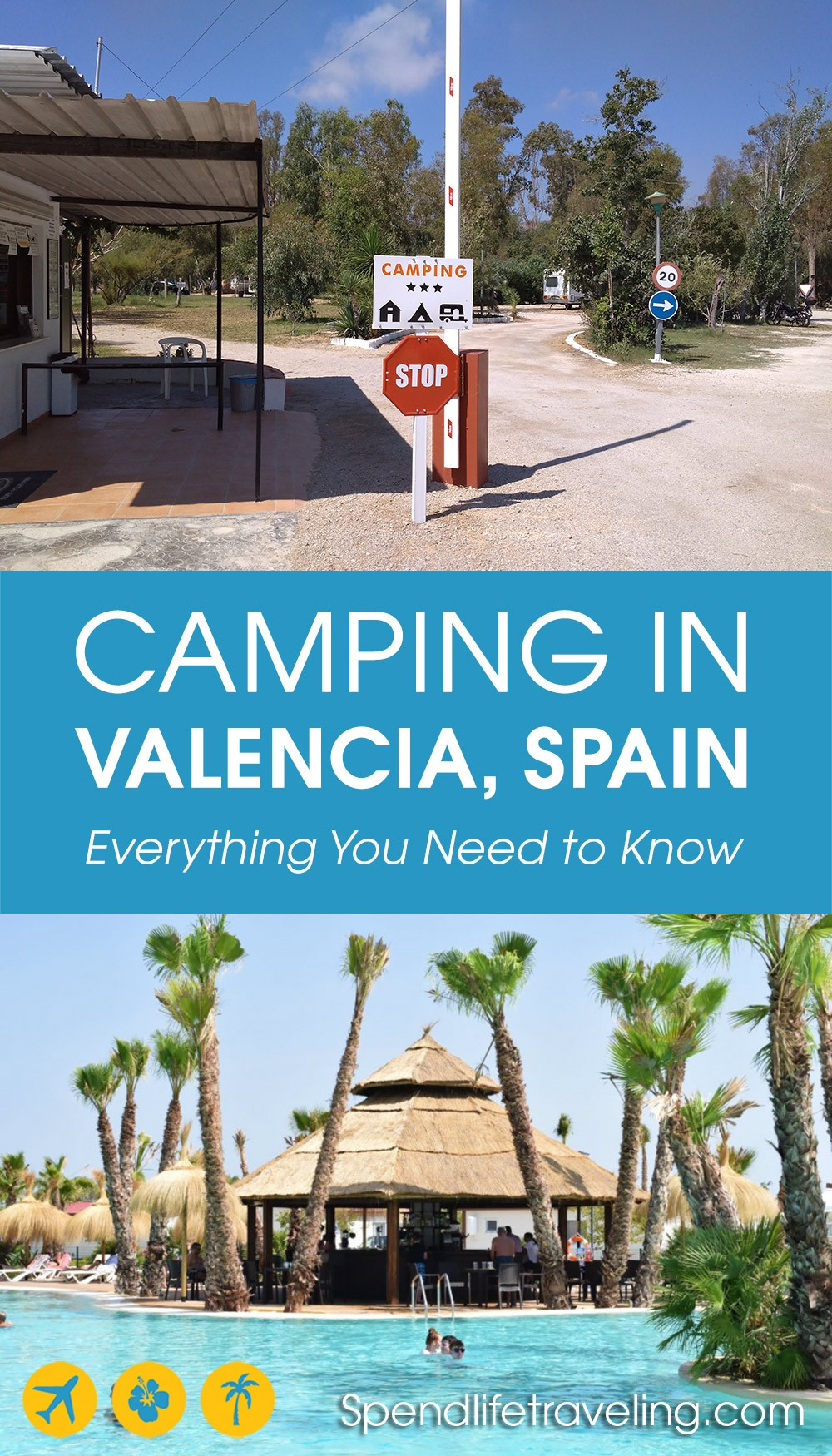 Everything you need to know about camping in Valencia