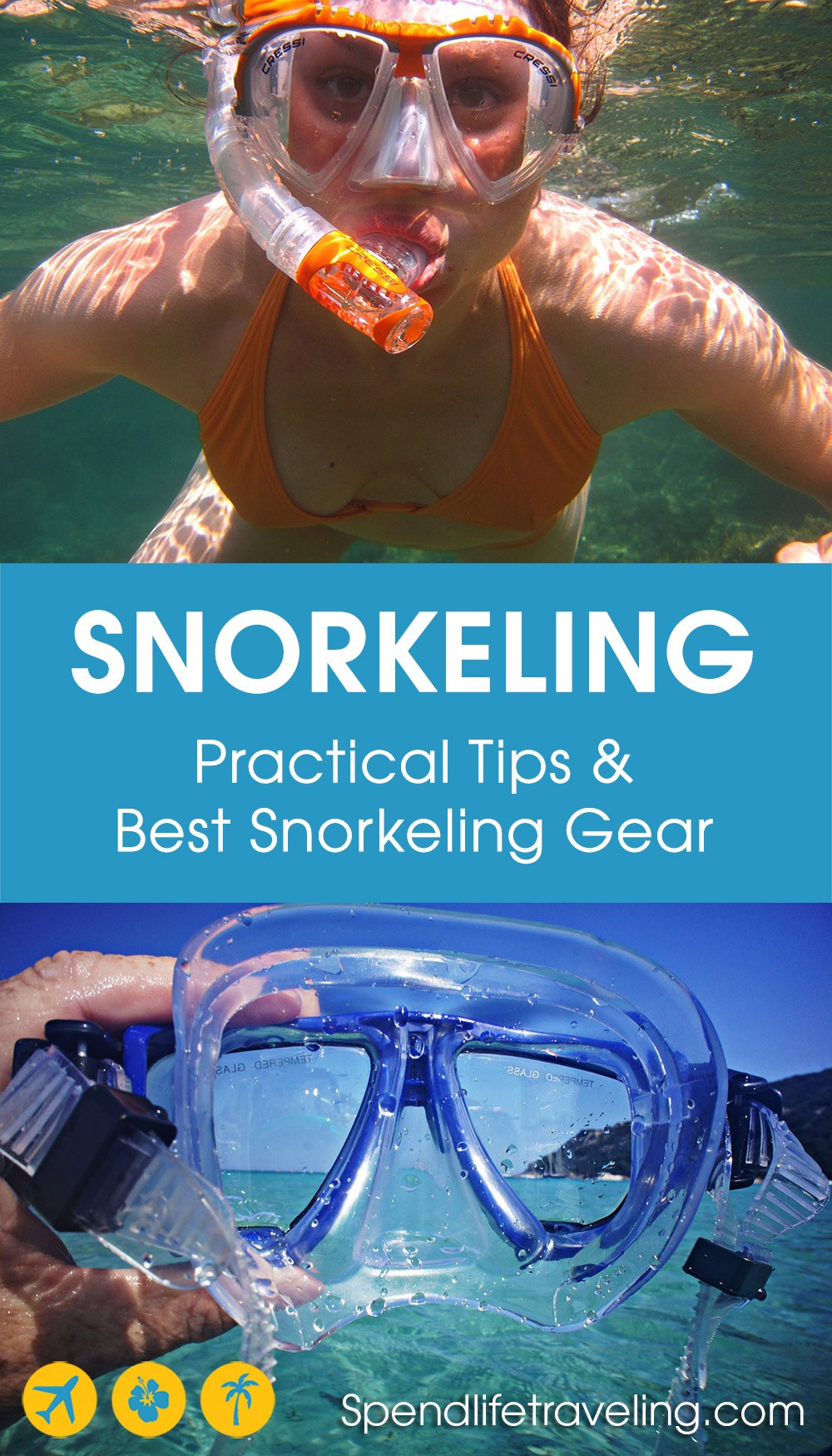 how to snorkel - snorkeling tips and best snorkeling gear