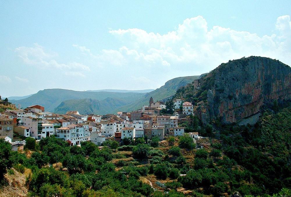 View of Chulilla