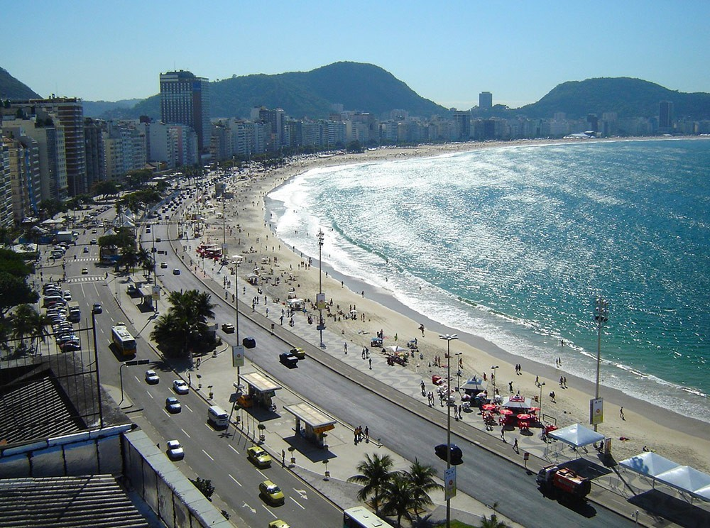 life in Rio de Janeiro