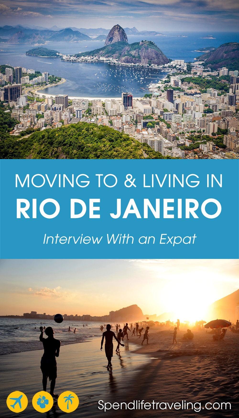 life in Rio de Janeiro as an expat