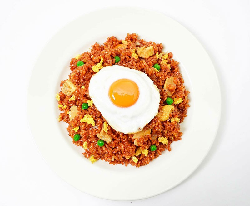 nasi goreng street food recipe