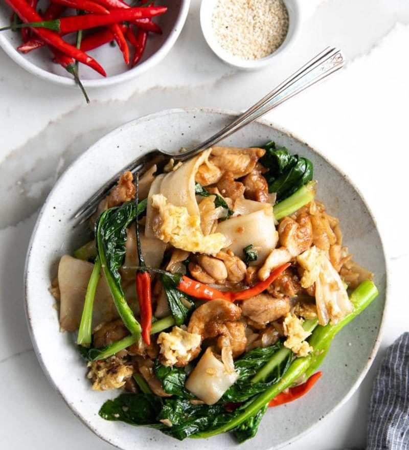 Thai Pad See Ew recipe