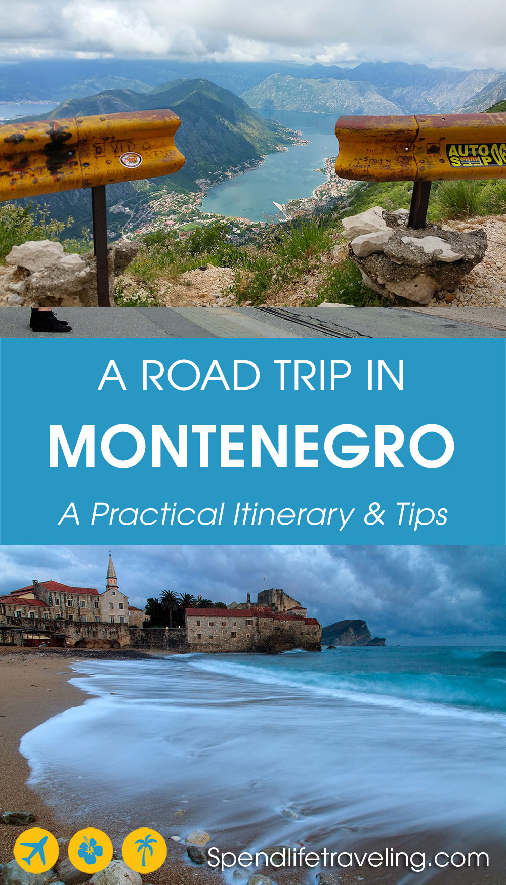 Everything you need to know for the perfect Montenegro road trip