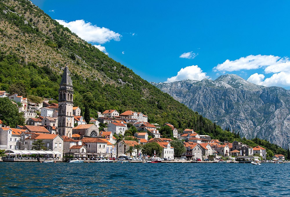 A view of Perast