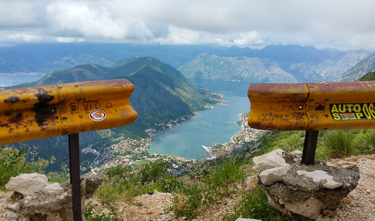 A Montenegro road trip