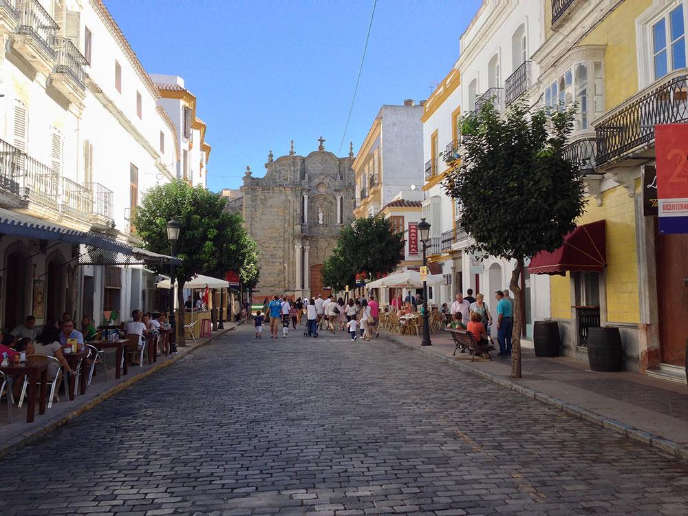 Tarifa, a popular digital nomad destination in Spain