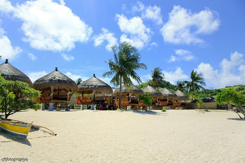 visiting Calaguas Island when it's quiet
