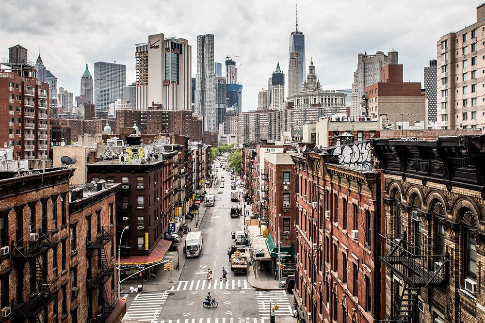 finding an apartment when moving to New York