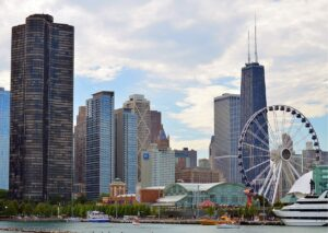 things to do outside in Chicago, Illinois