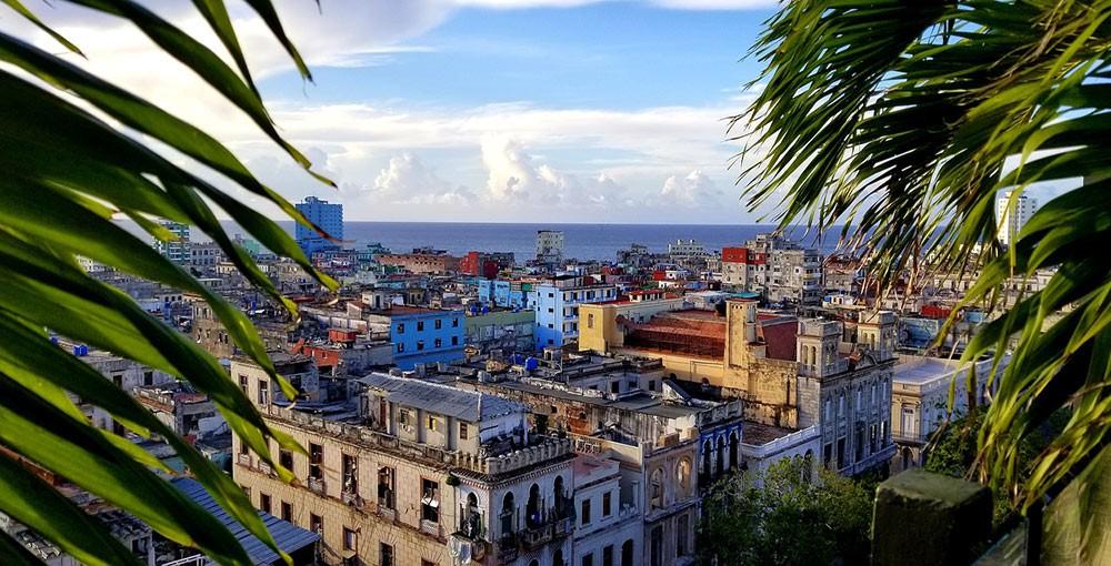living in Havana
