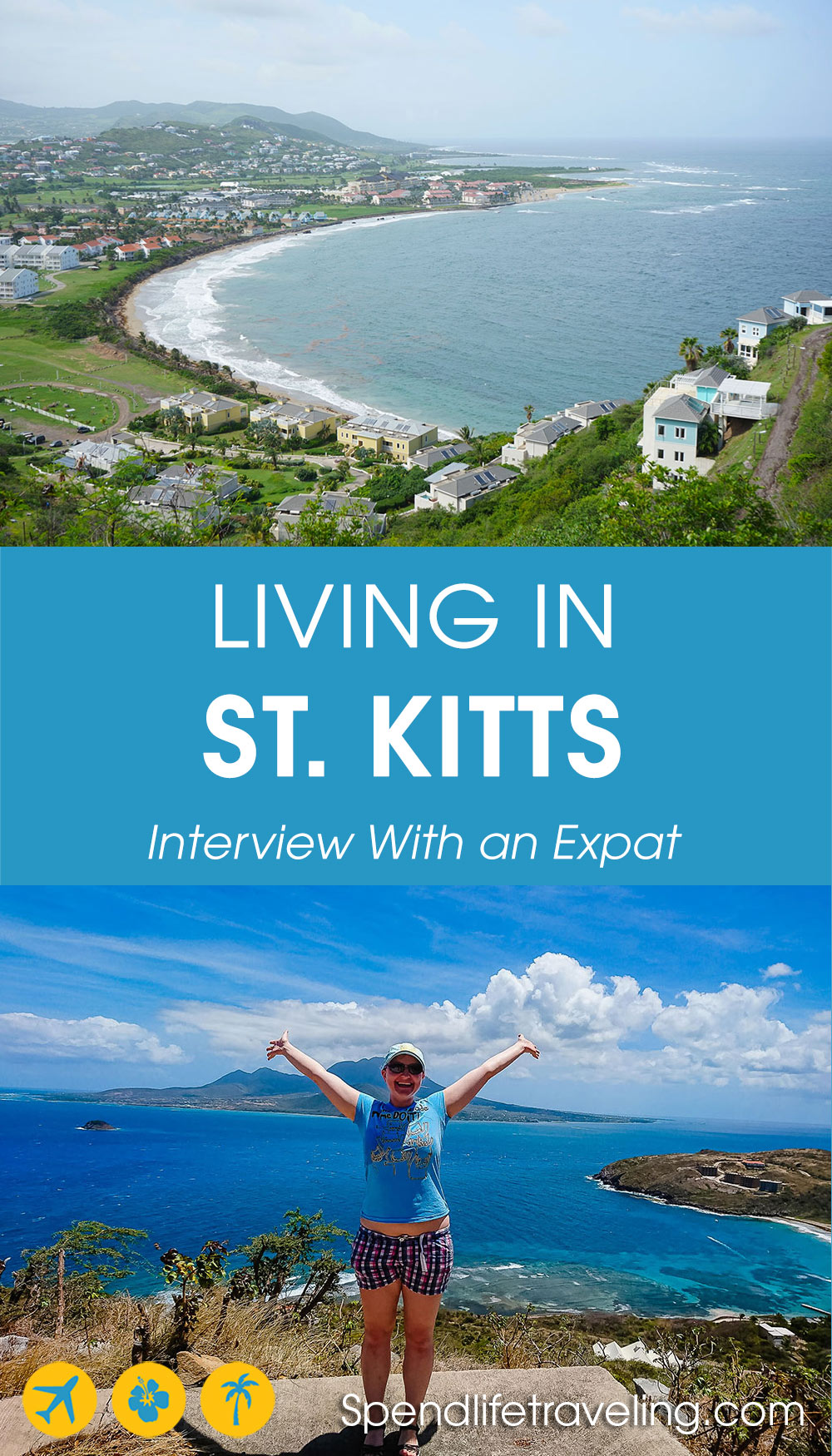 life in St Kitts