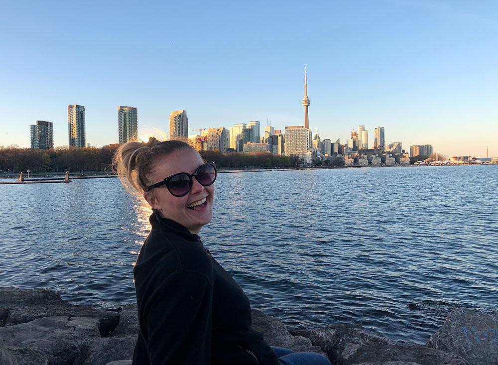 Chelsea living in Toronto