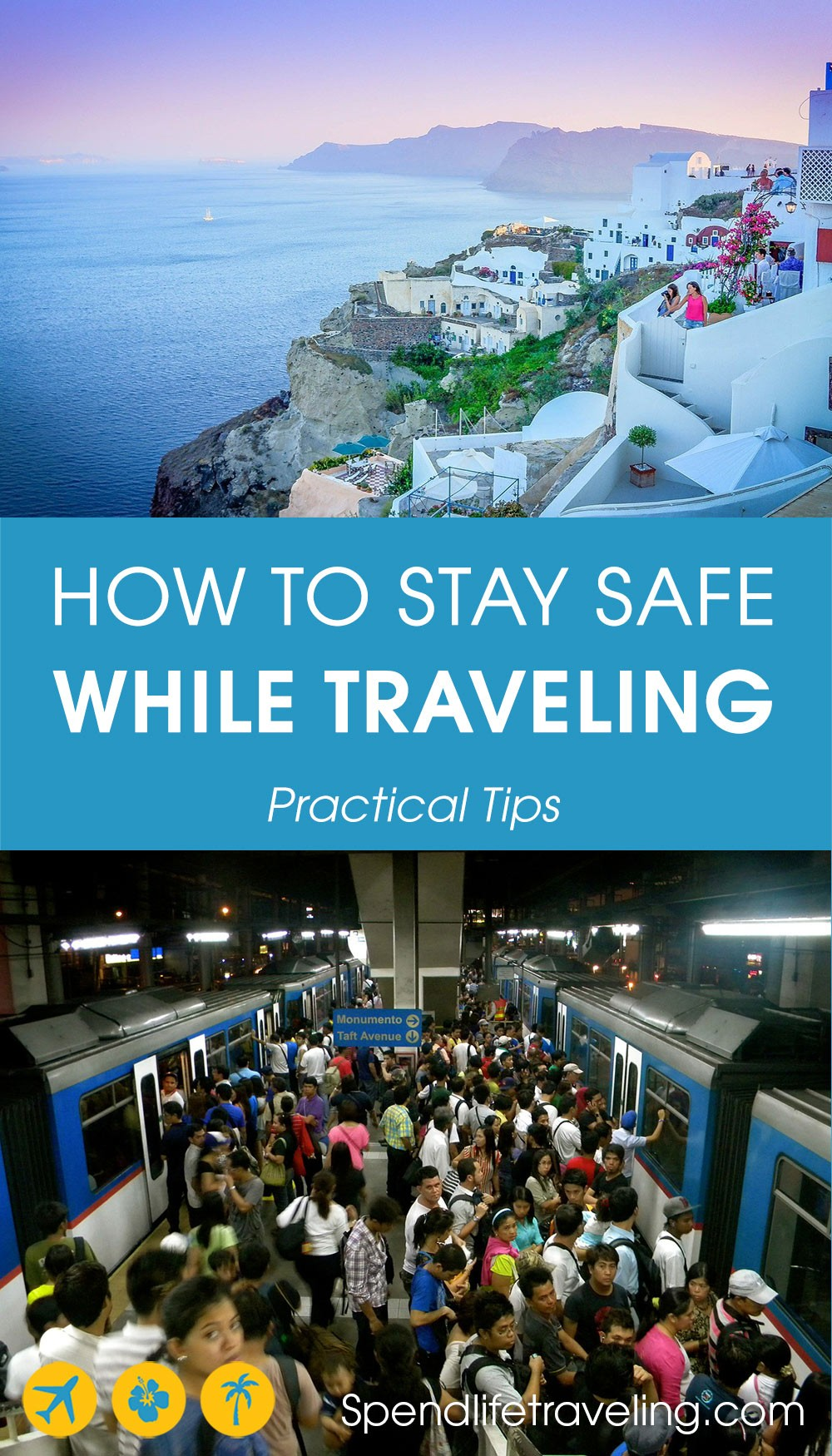 staying safe while traveling