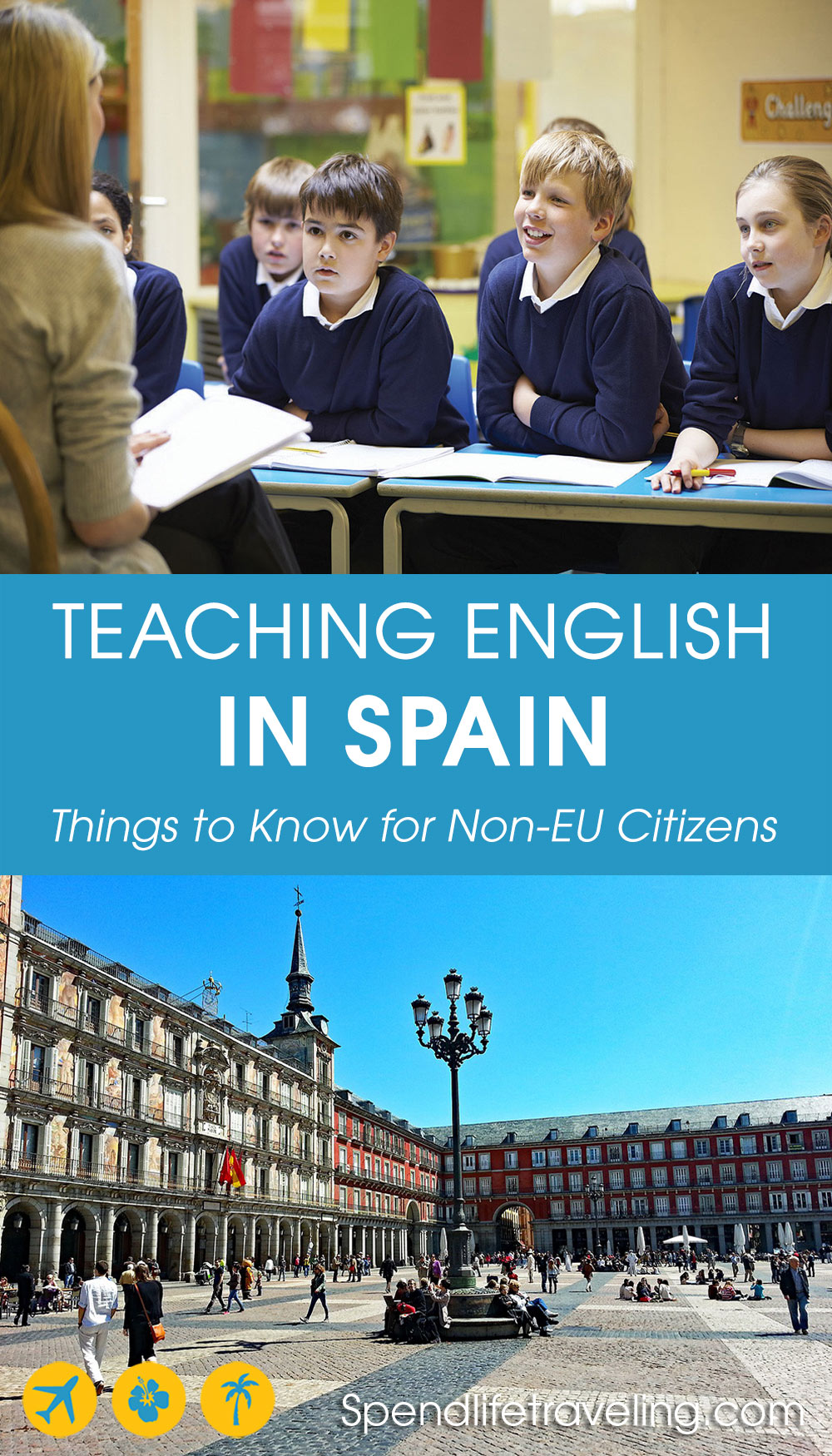 tips for teaching English in Spain