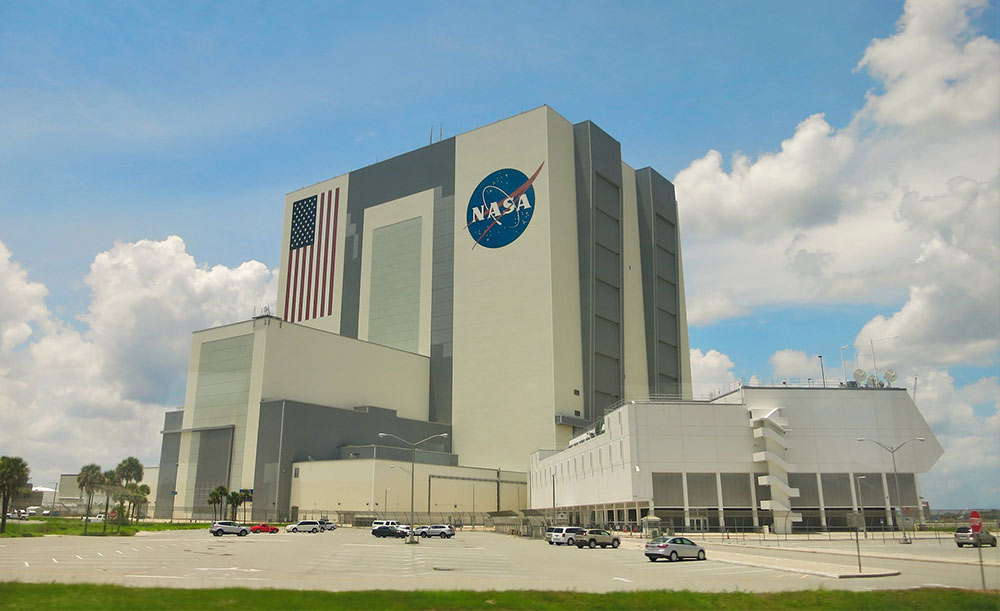 the Kenedy Space Center, a great day trip from Orlando