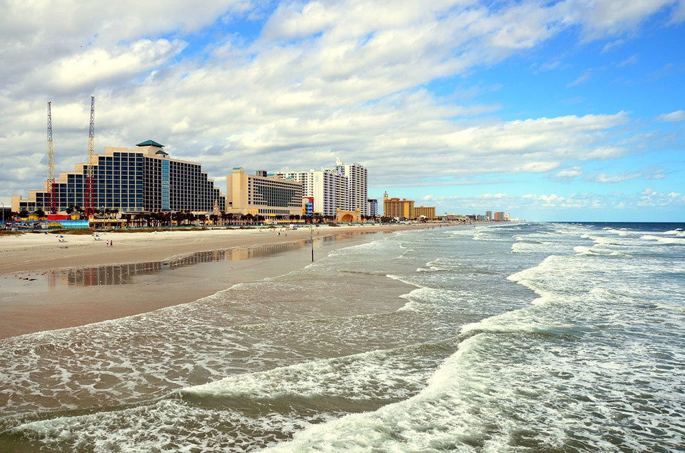 a day trip to Daytona beach