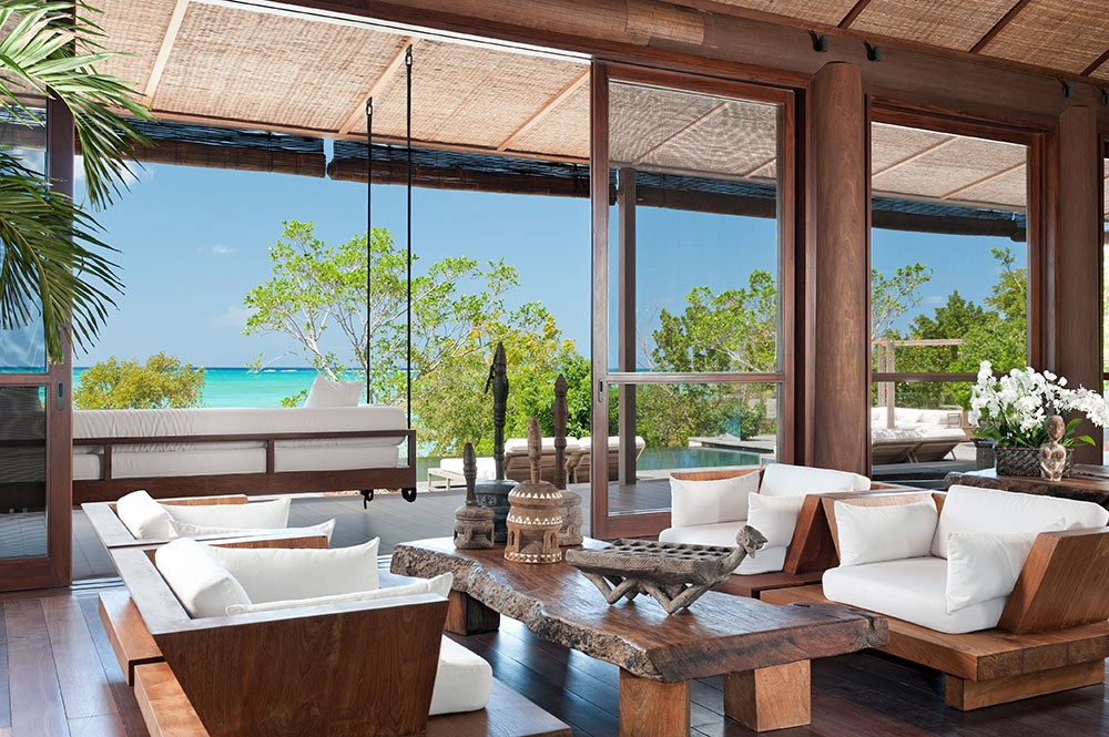 renting a villa in Turks and Caicos