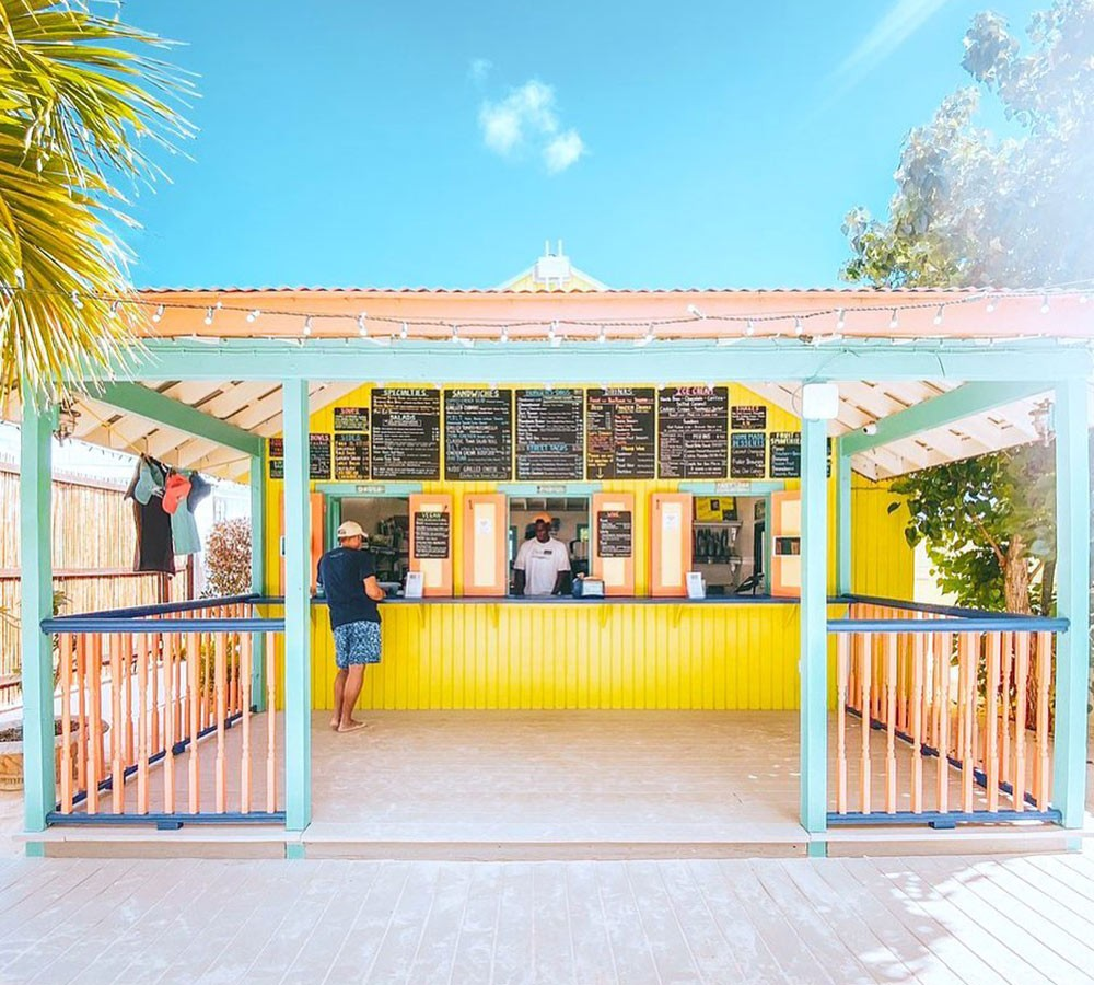 where to eat in Anguilla