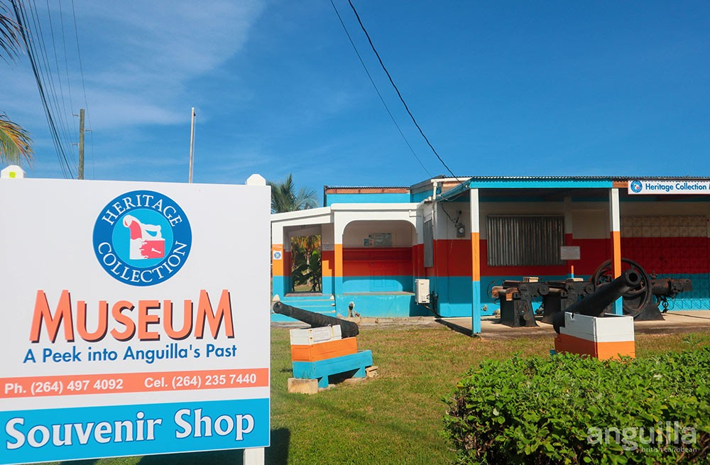 Anguilla's museum