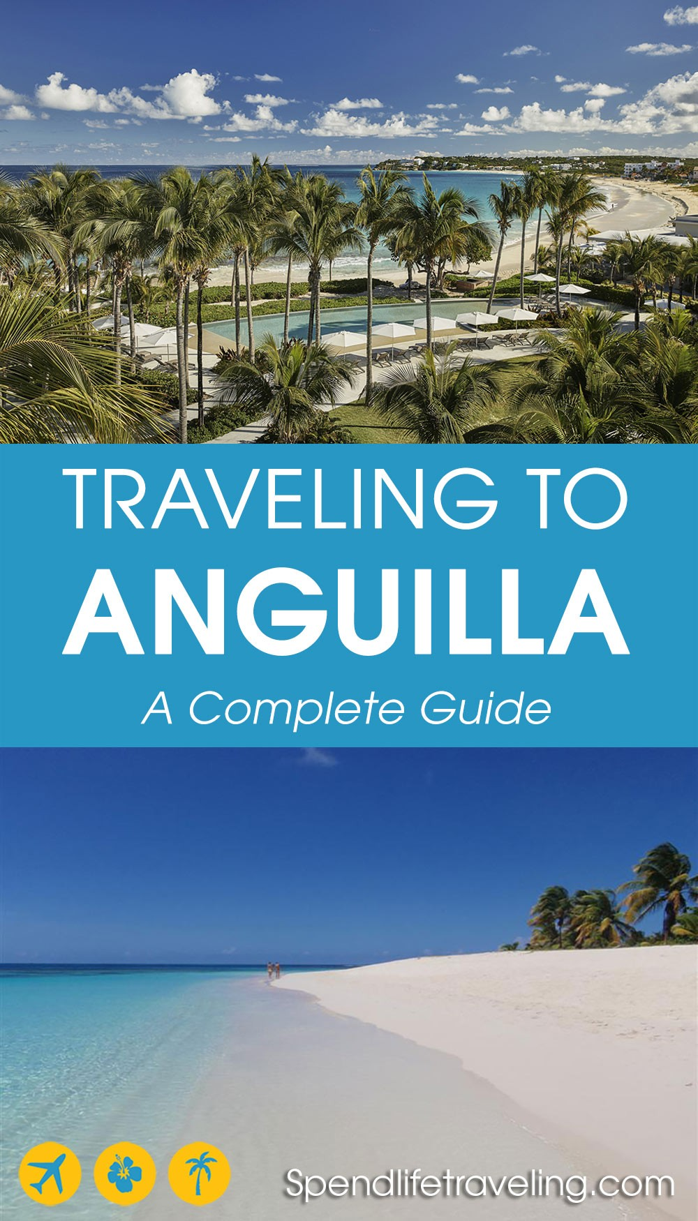 a guide for traveling to Anguilla
