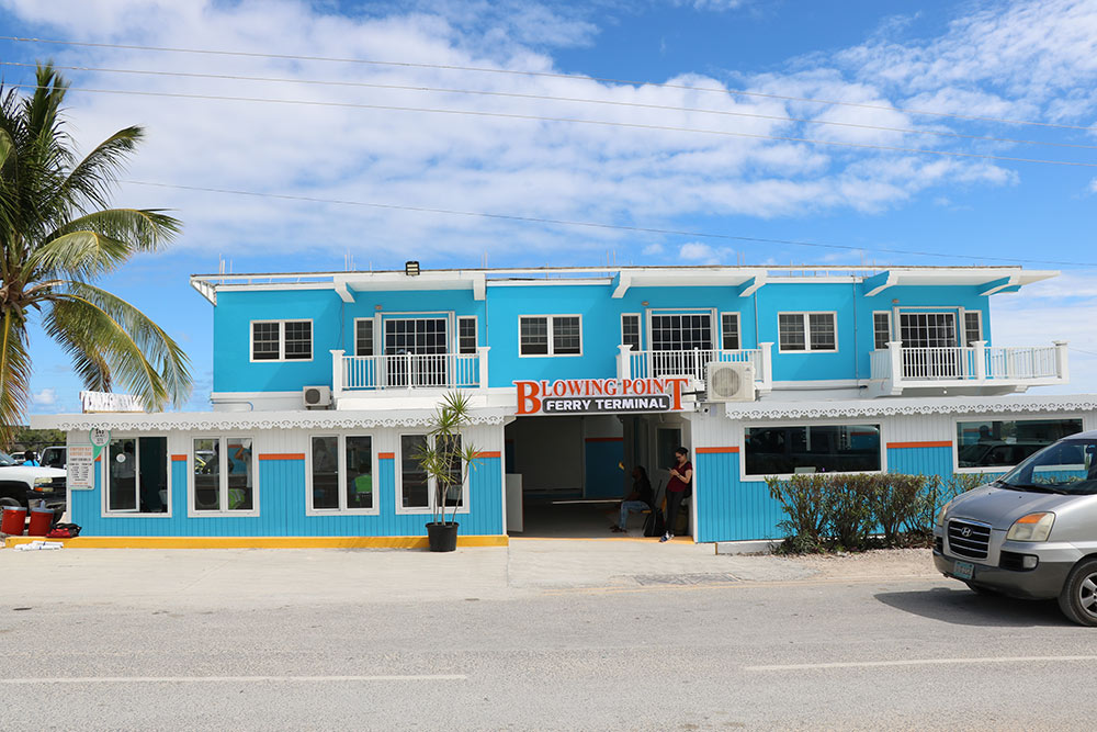 visiting Anguilla by ferry