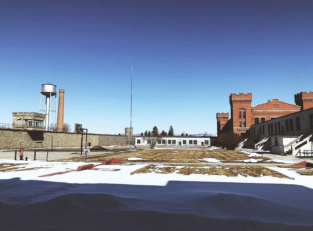 Montana Prison Complex