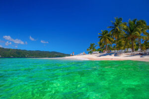 exploring the beaches of the Dominican Republic